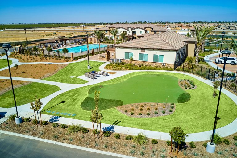 GV Club House Aerial 20-092453
