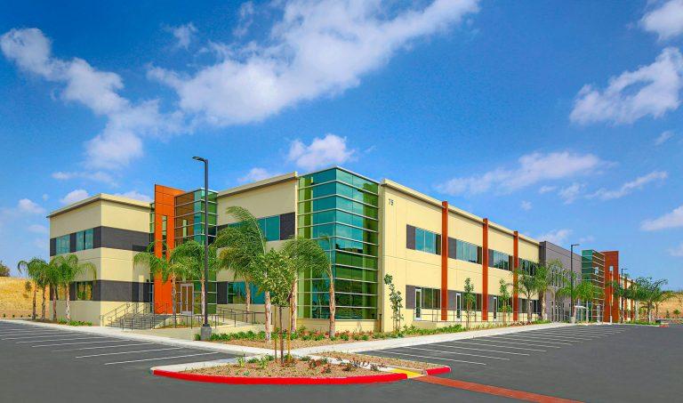 Pomona Lot 7 in Pomona, CA by TS Architects